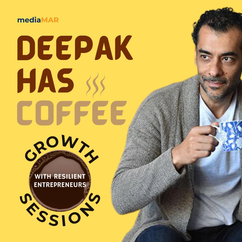 Deepak Has Coffee